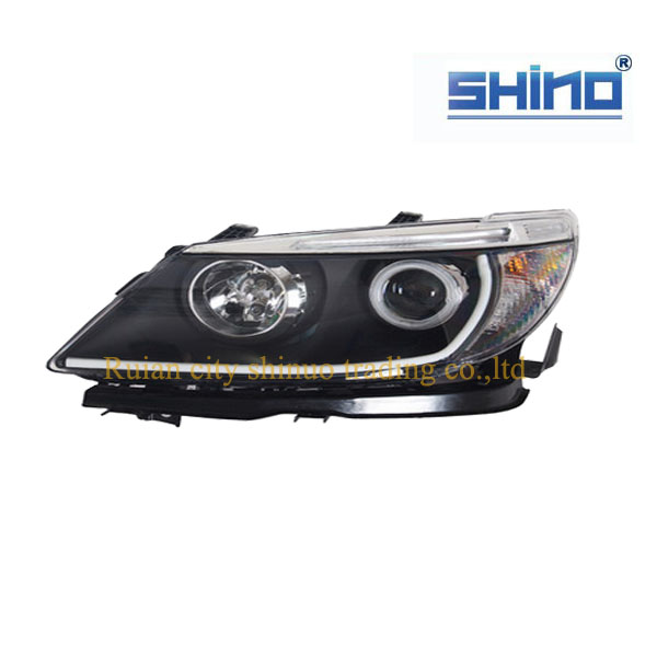 Wholesale Genuine BYD auto spare parts of BYD S6 head lamp with ISO9001 certification