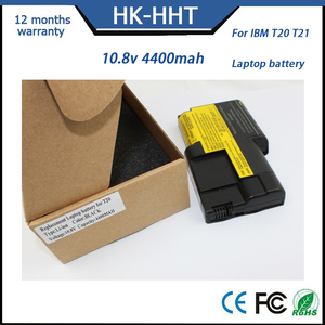 Replacement laptop battery for IBM T20 T21 T22 T23 T Series