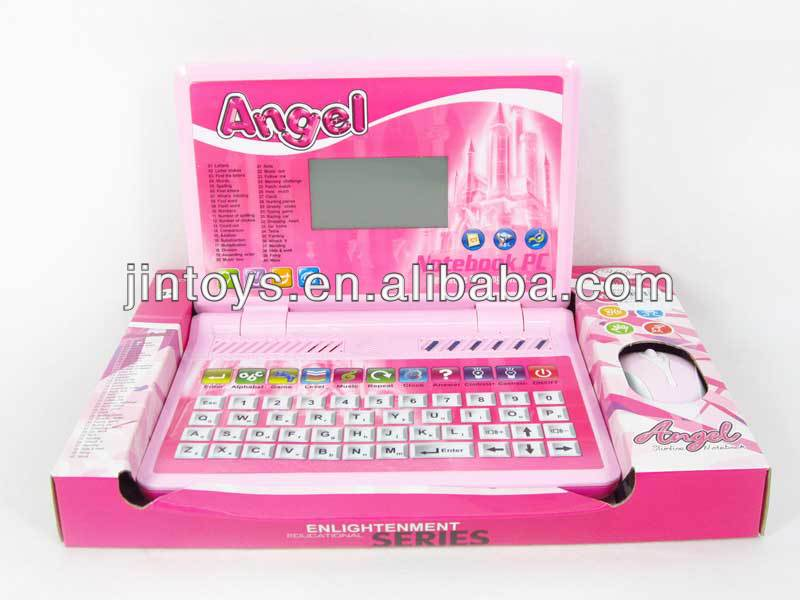 Kids Educational Toy Computer 2014 Electric English Mini Study Laptop!