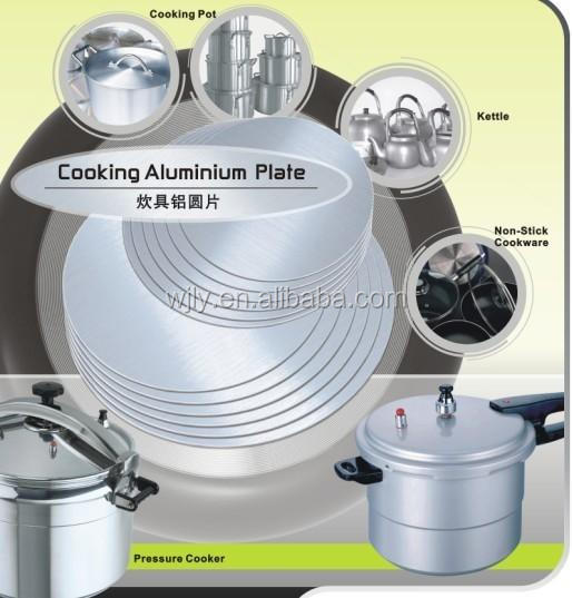 cooking utensil aluminum wafer
