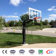 Best outdoor basket ball stand adjustable basketball goal