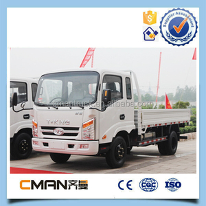 2016 year popular 4x2 lorry truck cargo 7.5 ton truck for sale