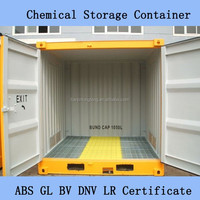 Class 3 Chemical Dangerous Goods Container 8ft 10ft