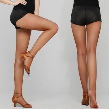 2c205735ea2 Wholesale Cheap Professional Ballroom Latin Dance Wear Stockings Adults  Fishnet Tights