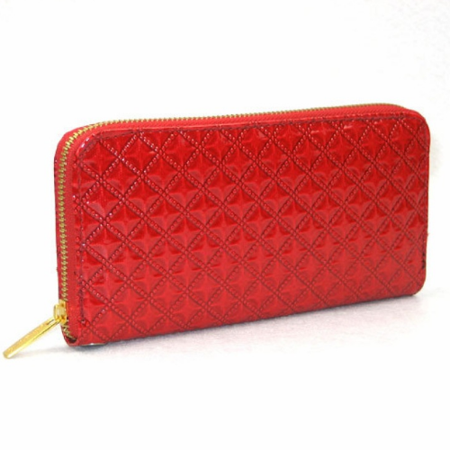 High end new arrival women pu leather credit card case most popular low price zippered ladies wallet
