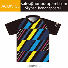 Wholesale man polyester sublimation printing breathable and comfortable high quality beautiful custom design T shirt