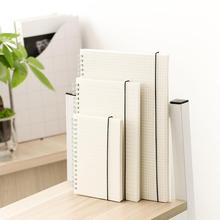 A6 โปร่งใสMatte PP SPIRAL Notebook