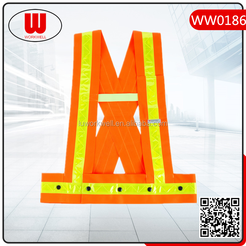 high visibility running led reflective belt