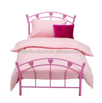 Modern Design Princess Pink Metal Single Beds Frames 3ft For Teen Girls  Beds Uk   Buy Princess Bed,Single Bed Frame,Cheap Metal Bed Frame Product  On ...