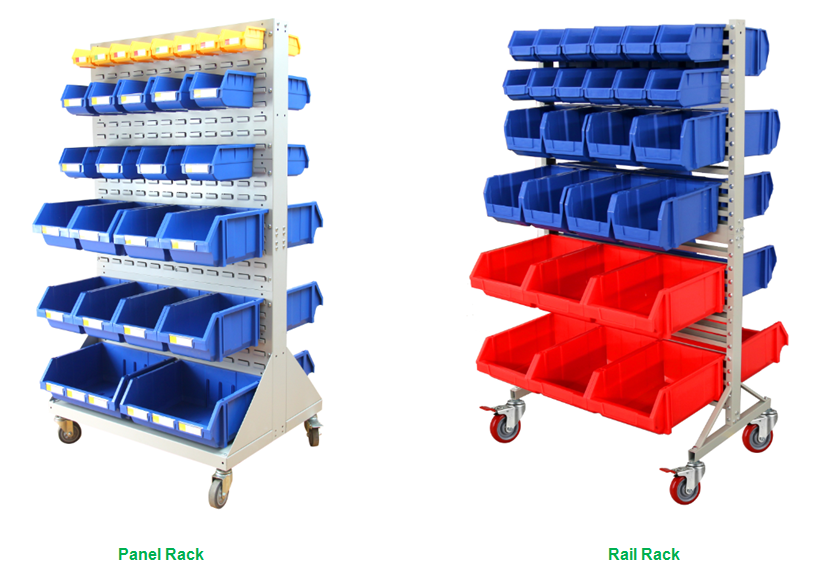 Пластиковые Большой ящики для хранения bin box, кольцо и повесить части bin