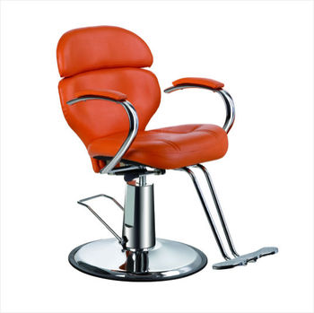 Delightful Elegant Salon Equipment Red Barber Chairs For Sale With CE Certificate  MX 31209