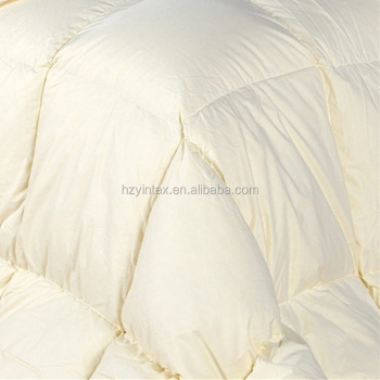 Satin Piping Home Soft Warm Cozy Duck Down Imported Quilts For Sale