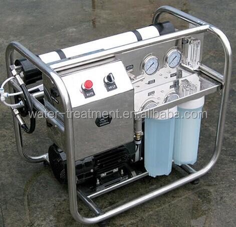 Portable Solar Power Sea Water Desalination Equipment Ro