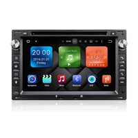 2din 7inch RK PX3 android7.1.2 car radio GPS navigation for VW passat with WIFI 3G DAB OBD TPMS etc WE7086