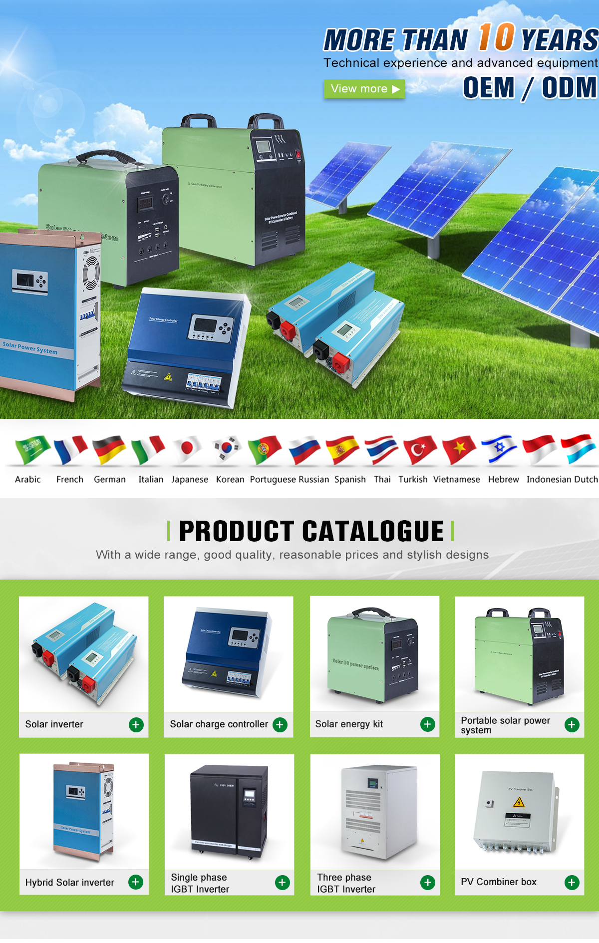 Foshan Snat Energy Electrical Technology Co Ltd Solar Inverter Power Diagram On Ac Wiring Charge Controller