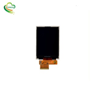 Yunlea factory 500:1 3.2 inch tft lcd panel display with ILI9341