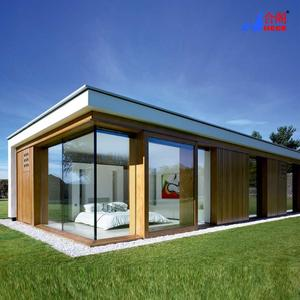 High quality modern luxury container living units prefab container cabin modular