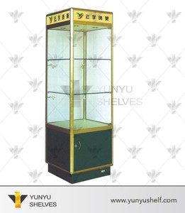 hot sale display showcase for jewelry shop