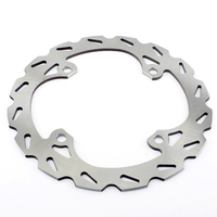 Front & Rear 227MM ATV Quad Bike Stainless Steel Brake Disc Disk Rotor For Polaris 800