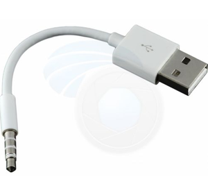 USB Charger Charging Data Sync Cable Wire 3.5mm Plug