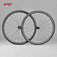 Hongfu carbon fiber wheelset 30mm carbon aero road wheels