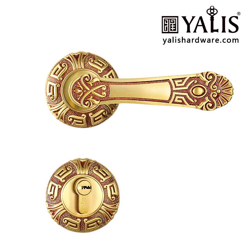 Antique Brass Lever Door Handles Wholesale, Door Handle Suppliers ...