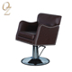 Heavy Duty Australian Standard Anti Microbial PU Vinyl Styling Chair Hair Salon Chairs Manufacturer Black Beauty Equipment