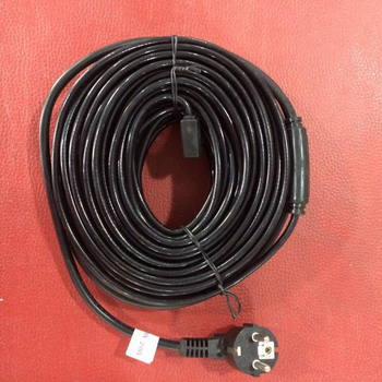 Easy To Heat Roof De Icing Cable 200 Feet Electric