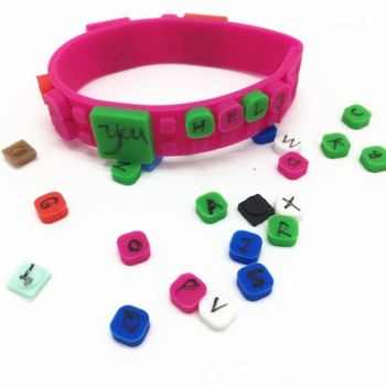 Diy Silicone Bracelets For Kids