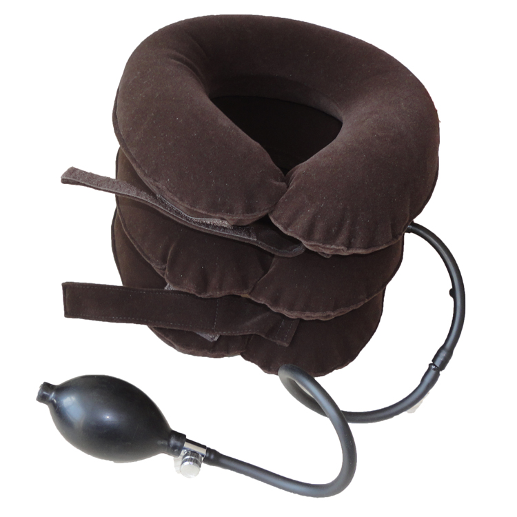 New Medical Tractors for cervical spine Air neck traction inflatable cervical collar