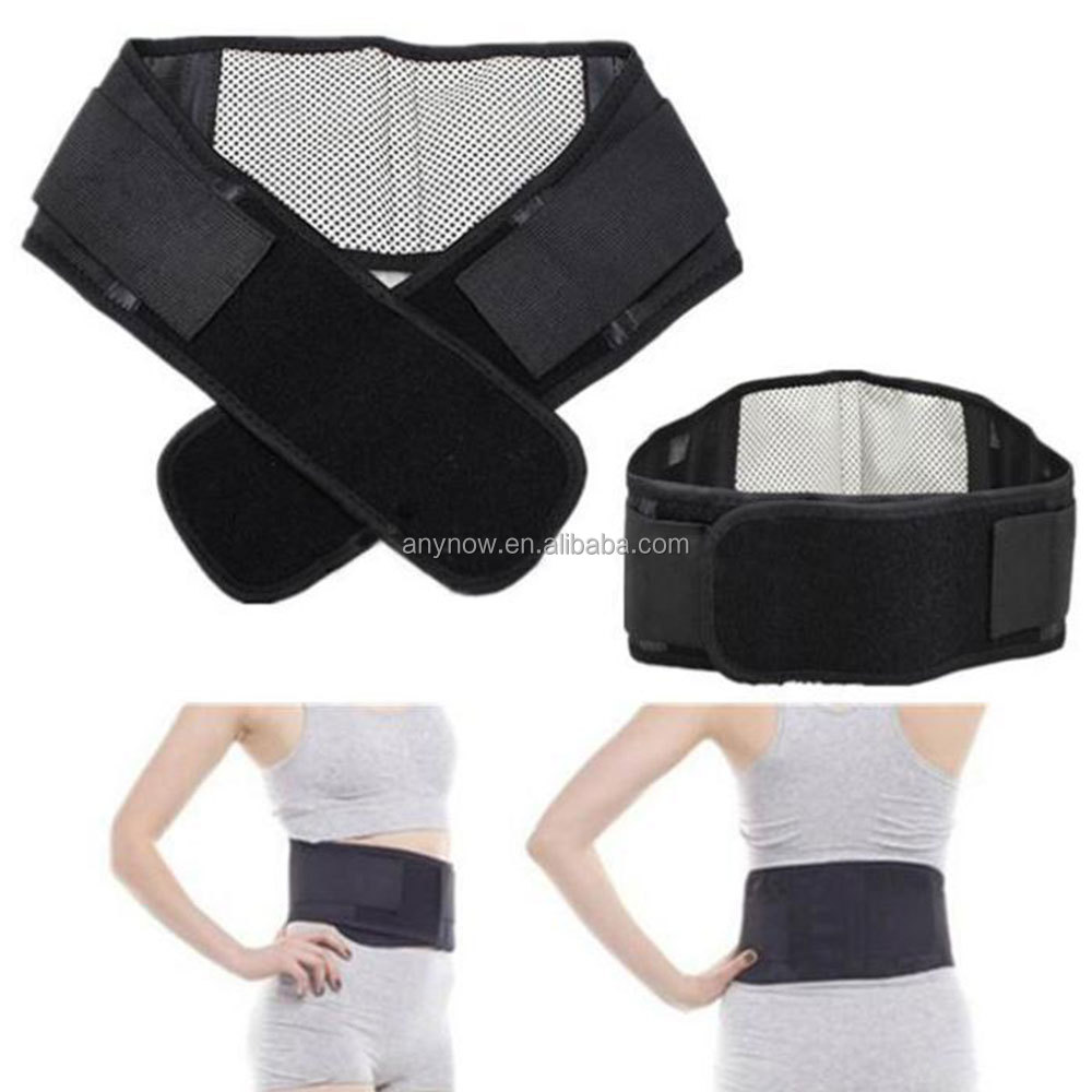Wholesale Self-heating Massager Magnetic Therapy Waist Belt