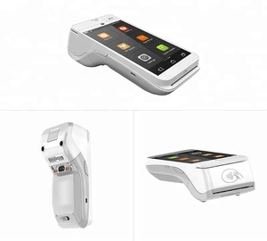 RFID EMV POS Systems Pax A920 Android POS Terminal with 4G LTE WIFI Bluetooth 2D 1D Barcode Scanner Printer and Camera