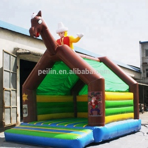 Commercial use inflatable animal bouncers /bouncy castle for sale