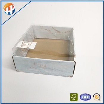 Wholesale Corrugated Cardboard Gift Boxes Clear Lid Buy Gift Boxes Clear Lid Cardboard Gift Boxes Clear Lid Corrugated Box Product On Alibaba Com