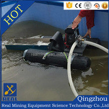 Super Mini River gold mining boat low price for sale