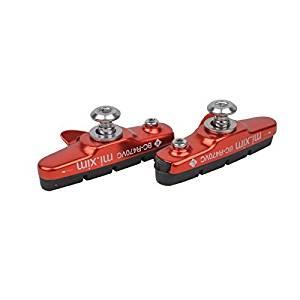 Alligator Bike Road brake shoes pads for Shimano 105 Ultegra DuraAce Fietsen en wielersport Fietsonderdelen Black