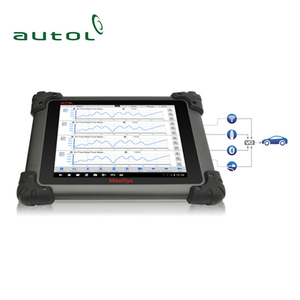 100 Original Autel Maxisys Pro Ms908p Automotive Autel Scanner Better Than Autel Maxidas Ds708 With ECU Programming Ms908P