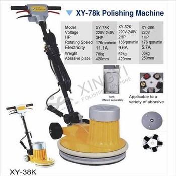 Floor Buffer Machine For Polishing