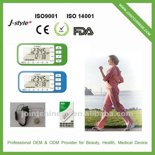 Where can I buy a pedometer?Joint Chinese can give you the best pedometer.