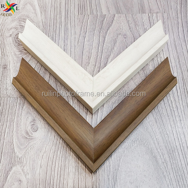 Antique picture frame moulding wood mirror frame