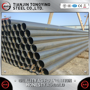Contruction Materials/ DIN EN API 5L SSAW/HSAW High Strength Spiral Welded Steel