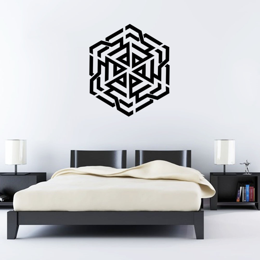 Islamic Wall Stickers Home Decoration Islamic Muslim Art