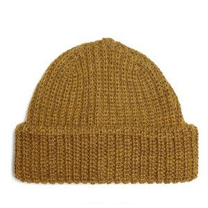 0522dc8bd44 Custom High Quality Warm And Comfortable Merino Wool Beanie Hat