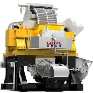 GUOTE High Gradient Magnetic Separator for conveyor belts