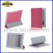 Basketball Design Leather Case for iPad 2 3, Flip Back Cover with Magnet Wake and Sleep Funtion Laudtec