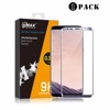VMAX 2017 New products ! 2.5D full cover 0.33mm tempered glass silver screen protector mobile phone film for Samsung Galaxy S8