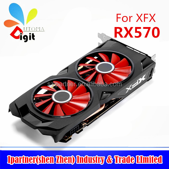 Xfx Amd Radeon Rx 570 Ether Mining Cryptocurrency Gpu Mining