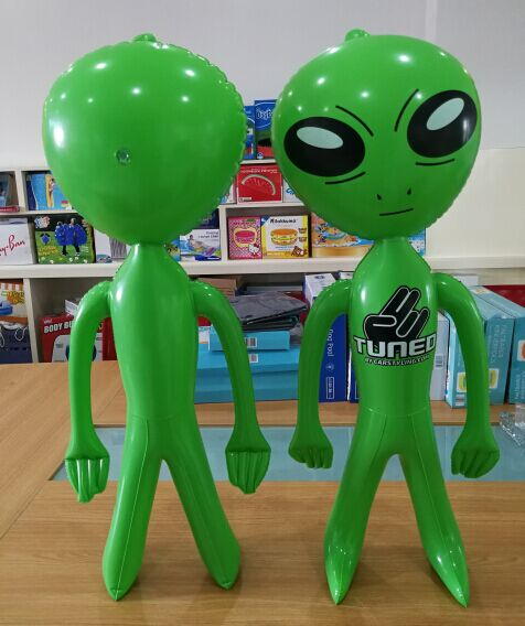 custom inflatable alien <strong>toys</strong>