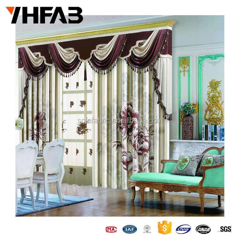 Turkish Curtain Fabric,Church Beautiful Curtain Fabric,Curtain ...