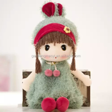 Beautiful plush toys little girl doll children toy doll valentine's day present for girlfriend